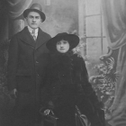 Ben and Fanny Abrahamson circa 1918
